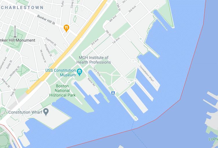 amerika-boston-charlestown-cruise-haven-map
