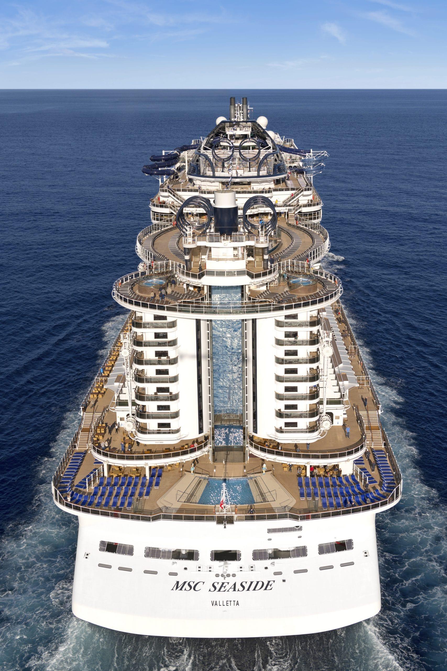 MSC Cruises-MSC-Seaside