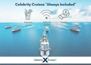 Celebrity-Cruises-Always-Included-Standaard-Pakket