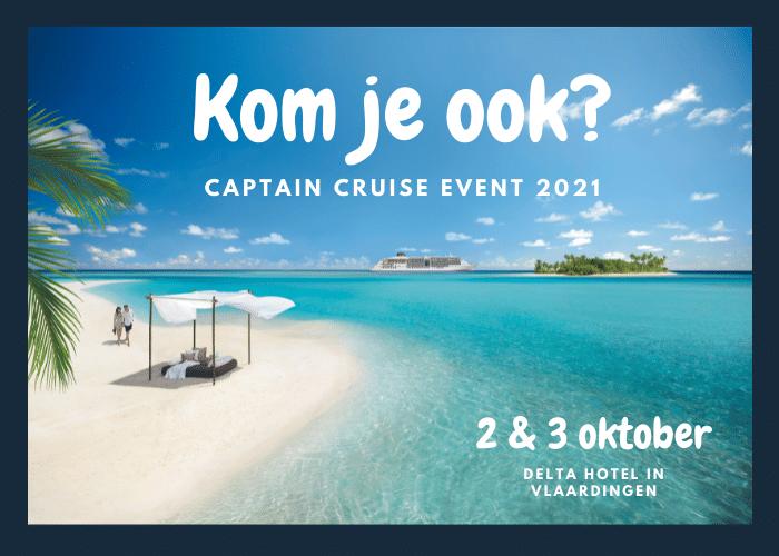 Captain Cruise Beurs