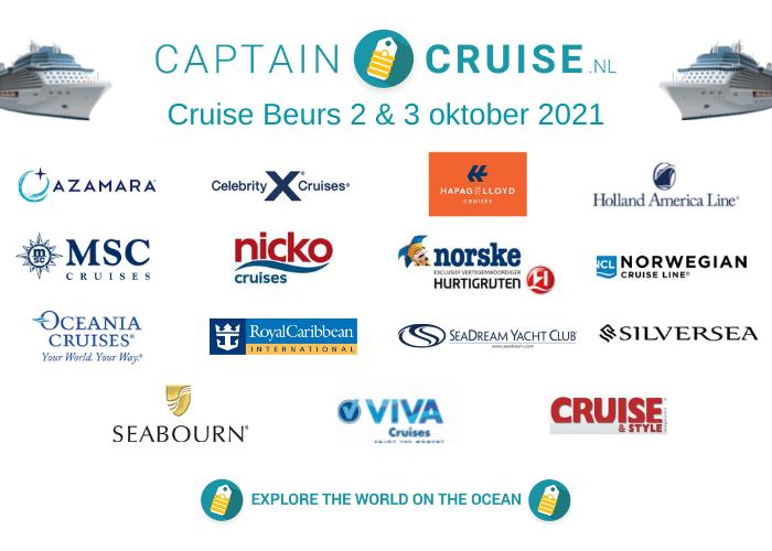 Captain Cruise Beurs 2021